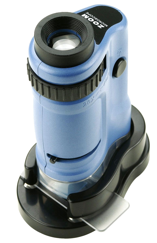 Pfiffikus Mini-Zoom-Mikroskop von Kuenen