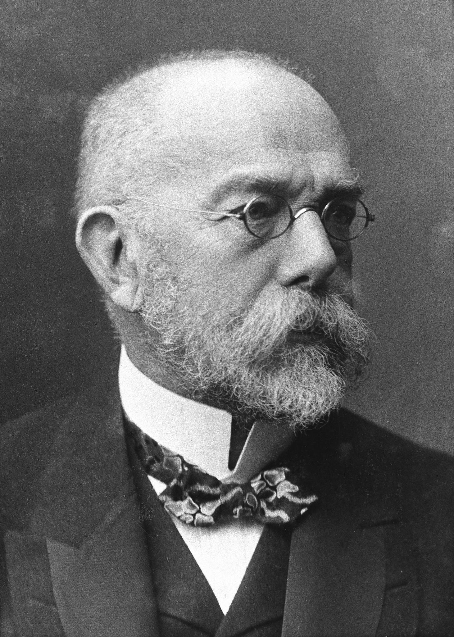 Wie Robert Koch 1843 1910 Millionen Menschen Rettete