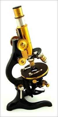 Leitz Mikroskop 1909