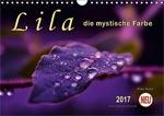 Lila - die mystische Farbe